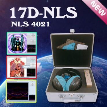 Bioplasm 17D-NLS Bioresonance Machine - Aura Chakra Healing