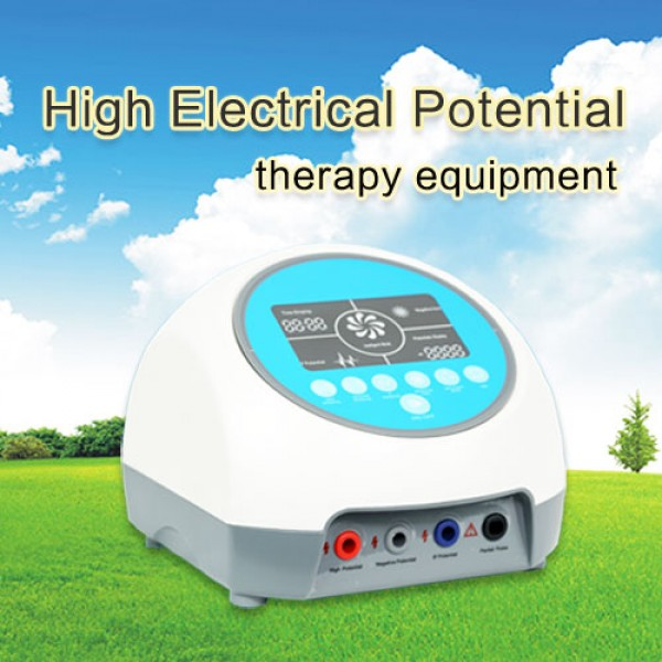 High electrical potential therapy equipment