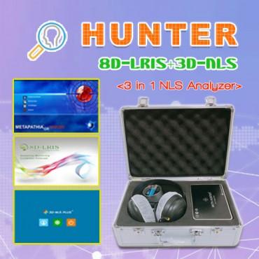 3 IN 1 Metatron Hunter 4025 Bioresonance Machine - Aura Chakra Healing